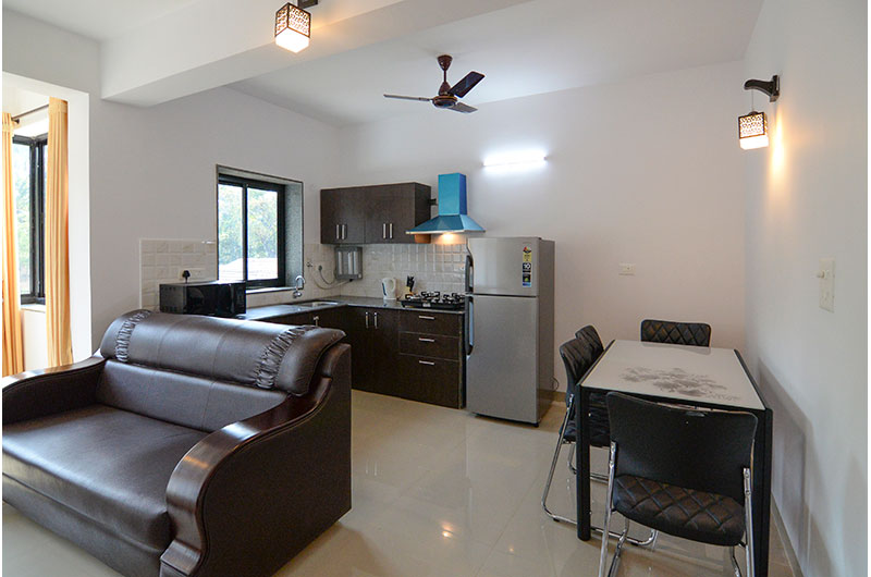 Goastaycation-1 BHK Apartment-2