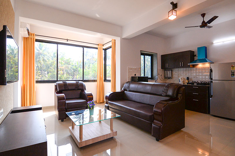 Goastaycation-1 BHK Apartment-12