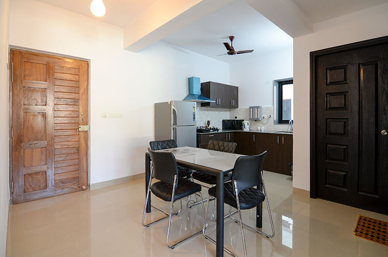 Goastaycation-1 BHK Apartment-3