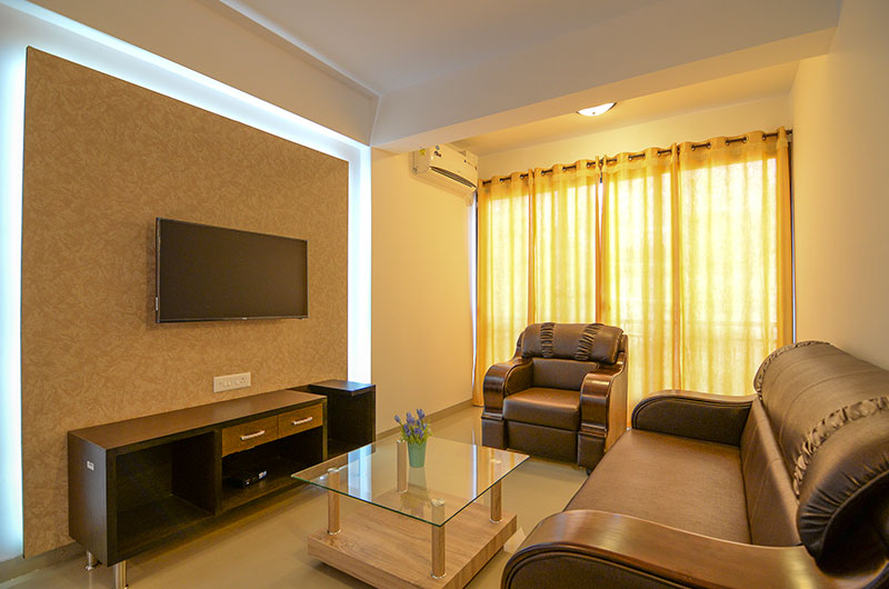 Goastaycation-1 BHK Apartment-7